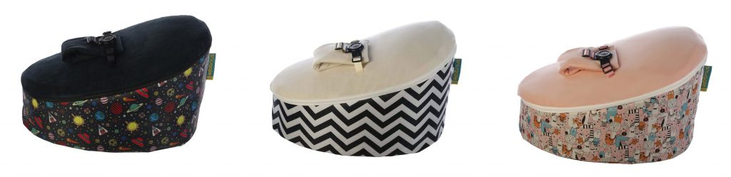 snuggle seat beanbags - space, zebra and animal designs